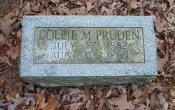 Dollie <i>Mashburn</i> Pruden