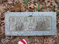 Roy Mashburn Pruden