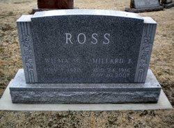Millard E Ross