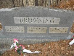 Jessie Mae Browning