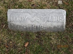 Mary Broadus