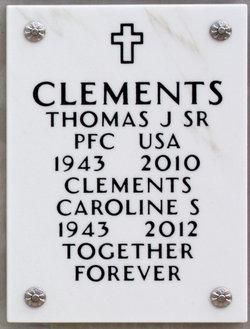 Thomas J. Clements, Sr