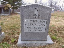Chester Sam Clemmons
