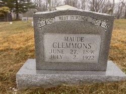 Maude Clemmons