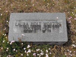 Laura <i>Holt</i> Morton