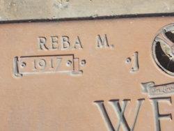 Reba Mae <i>Butler</i> Weber
