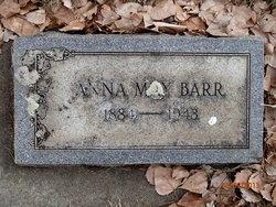 Anna May <i>McGill</i> Barr
