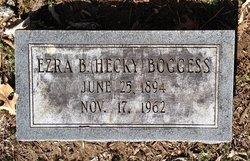 Ezra B. Hecky Boggess