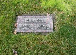 Clara B. <i>Mankenberg</i> Ackerman