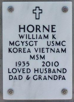 William Kenneth Bill Horne