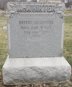 Margrett McWhirter