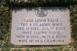 Inez Elaine Grace <i>Sowell</i> Silvis