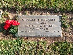 Charles Fredrick McGahey