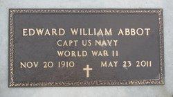 Capt Edward William Abbot