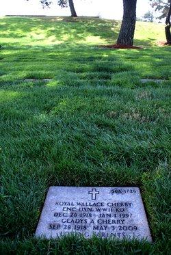 Gladys Alma <i>Christensen</i> Cherry
