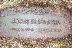John H Reuter