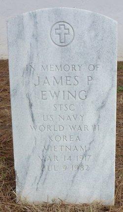 James P Ewing