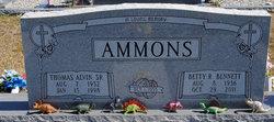 Betty Ruth <i>Bennett</i> Ammons