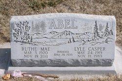 Ruthe <i>Montgomery</i> Abel - Andrews