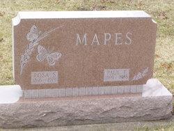 Paul Edwin Mapes