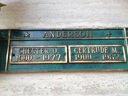 Gertrude Anderson