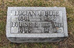 Lucian J Blue