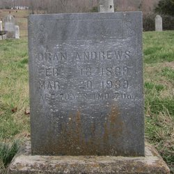 Oran Andrew