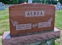 Thelma <i>Hite</i> Albea