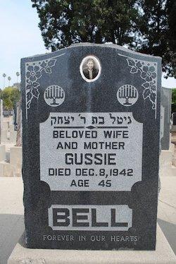 Gertrude Gussie <i>Friedman</i> Bell