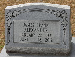 James Franklin Alexander