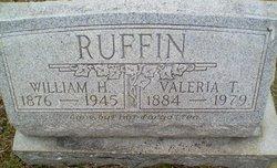 William H. Ruffin