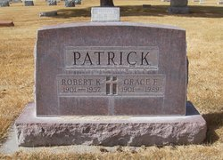 Robert Kinmont Patrick