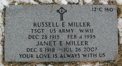 Russell Earl Miller