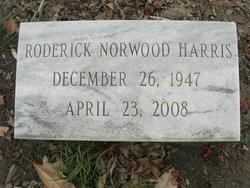 Roderick Norwood Rod Harris