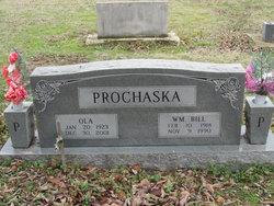 William Henry Bill Prochaska