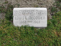 Louis Levern McCowen