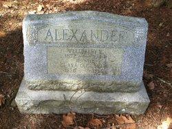 Wellesley Elmer Alexander