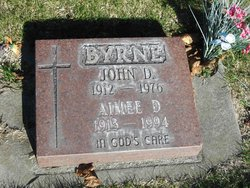 Aimee D Byrne