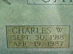 Charles Walton Carter