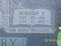Dorothy E. <i>Williams</i> Avery