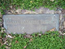 Anna Elizabeth Farrer