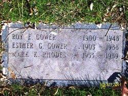 Roy Earl Gower