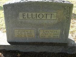 John J Elliott