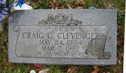 Craig C. Butch Clevenger