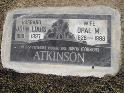 John Louis Atkinson