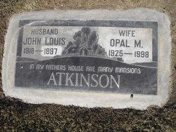Opal Maybelle <i>Vaughn</i> Atkinson