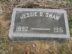 Jessie B <i>Baker</i> Shaw