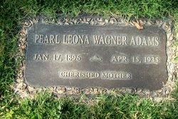 Pearl Leona <i>Wagner</i> Adams