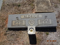 Clifford Aldrich