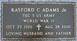 Rayford Cleveland Adams, Jr